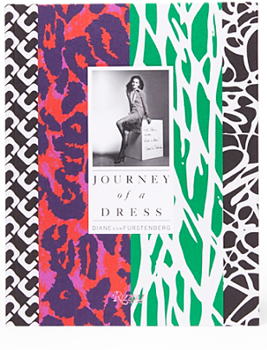 Journey Of A Dress Coffee Table Book, Signed Copy