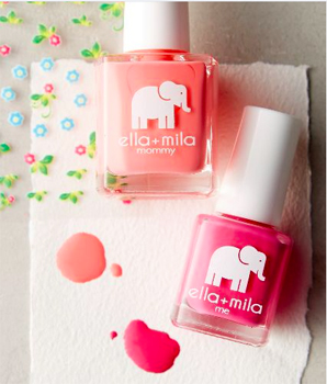Ella + Mila Mommy & Me Polish Set