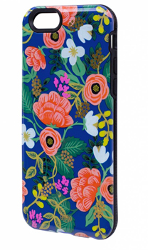 Everyday iPhone 6 Inlay Protective Case in Birch Floral