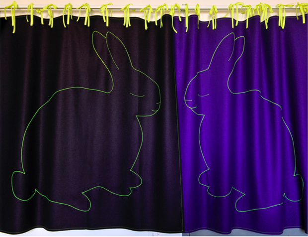 Bunny Curtains