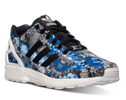 adidas Preps for Spring with a Very Floral ZX Flux | HYPEBAE