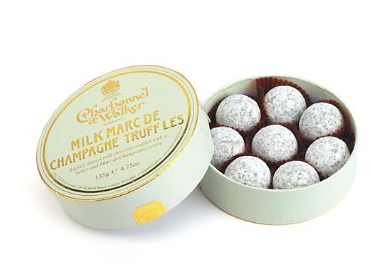 Charbonnel et Walker Milk Chocolate Truffles