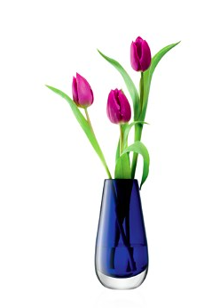 LSA Flower Color Bud Vase