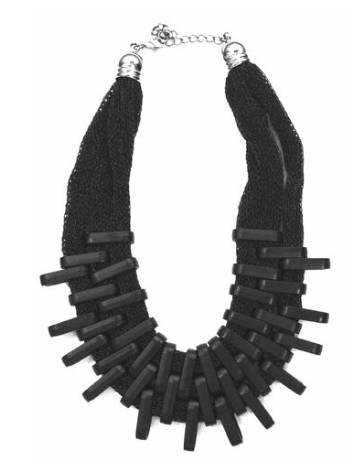 Black Museum Necklace