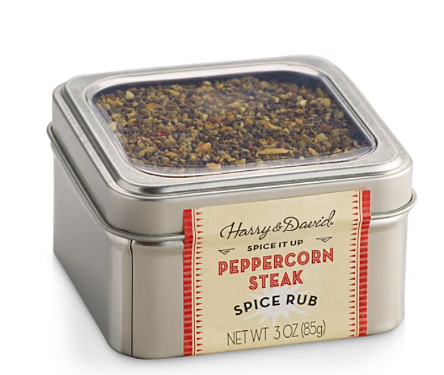 7 Harry & David Peppercorn Steak Spice Rub