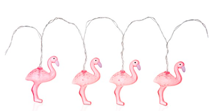 8 Sunnylife Flamingo Party Lights