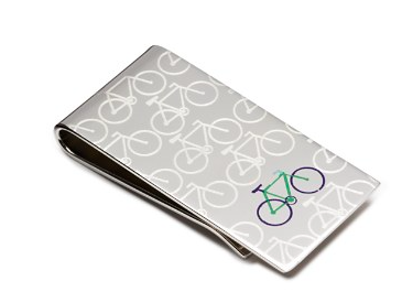 Bicycle Money Clip