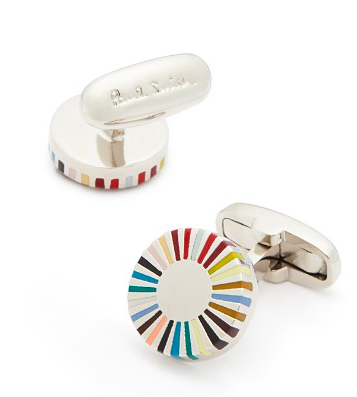 Stripe Ray Cufflinks