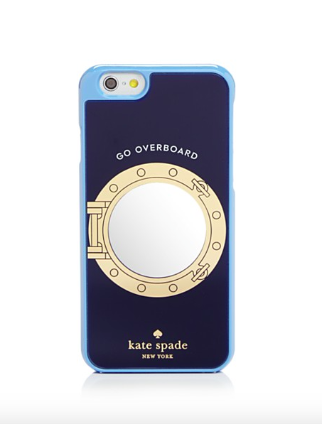 2 Bloomingdale's kate spade new york Porthole iPhone