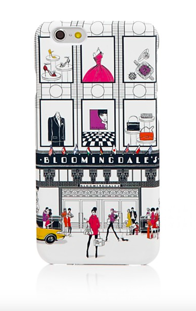 8 Bloomingdale's iPhone 6 Case - Flagship Storefront