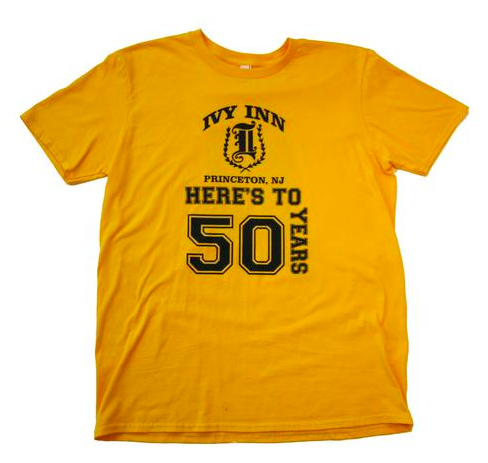 Ivy Inn 50 Year Anniversary T-Shirt 2