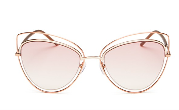 Marc Jacobs Floating Cat Eye Sunglasses