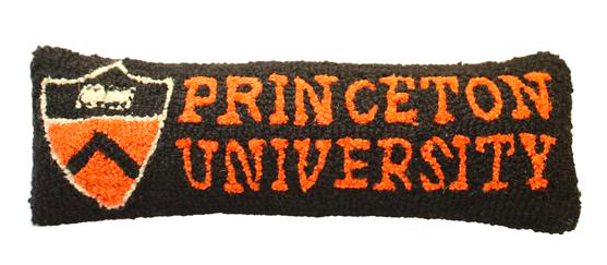 Princeton University Pillow, The Farmhouse Store Princeton, $76.99