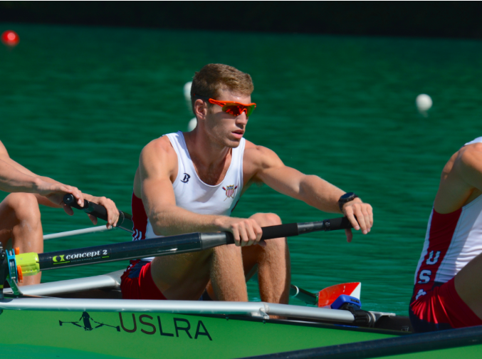 Tyler Nase (Photo provided courtesy of USRowing)