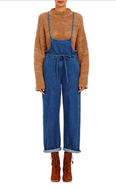 Ulla Johnson Nadia Overalls
