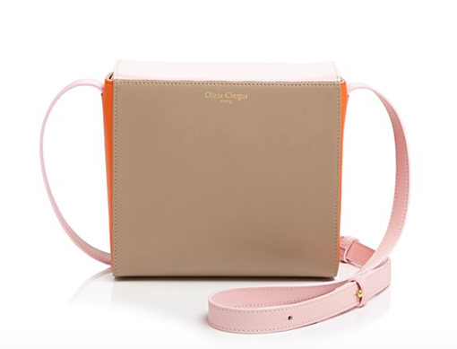 Olivia Clergue Albertine Box Crossbody