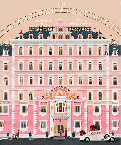 Princeton insider coffee table books princeton magazine - Wes anderson coffee table book ...