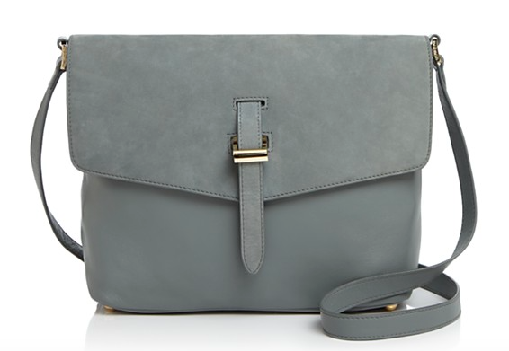 meli melo Medium Suede Maisie Crossbody